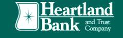 Heartland Bank & Trust Logo