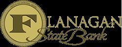 Flanagan State Bank Logo