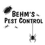 Behm's Pest Control Logo